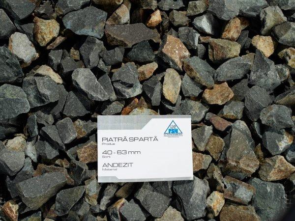 Crushed stone 40-63